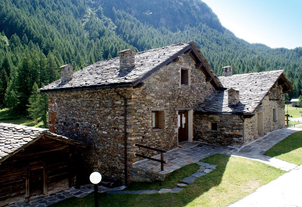 Casa alpina s luigi gualdera campodolcino so for Piccole idee di baite